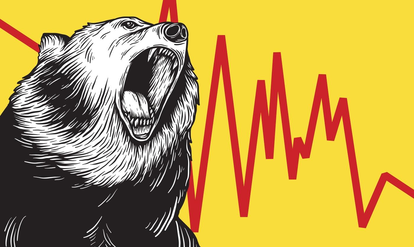 bear market stock market volatility