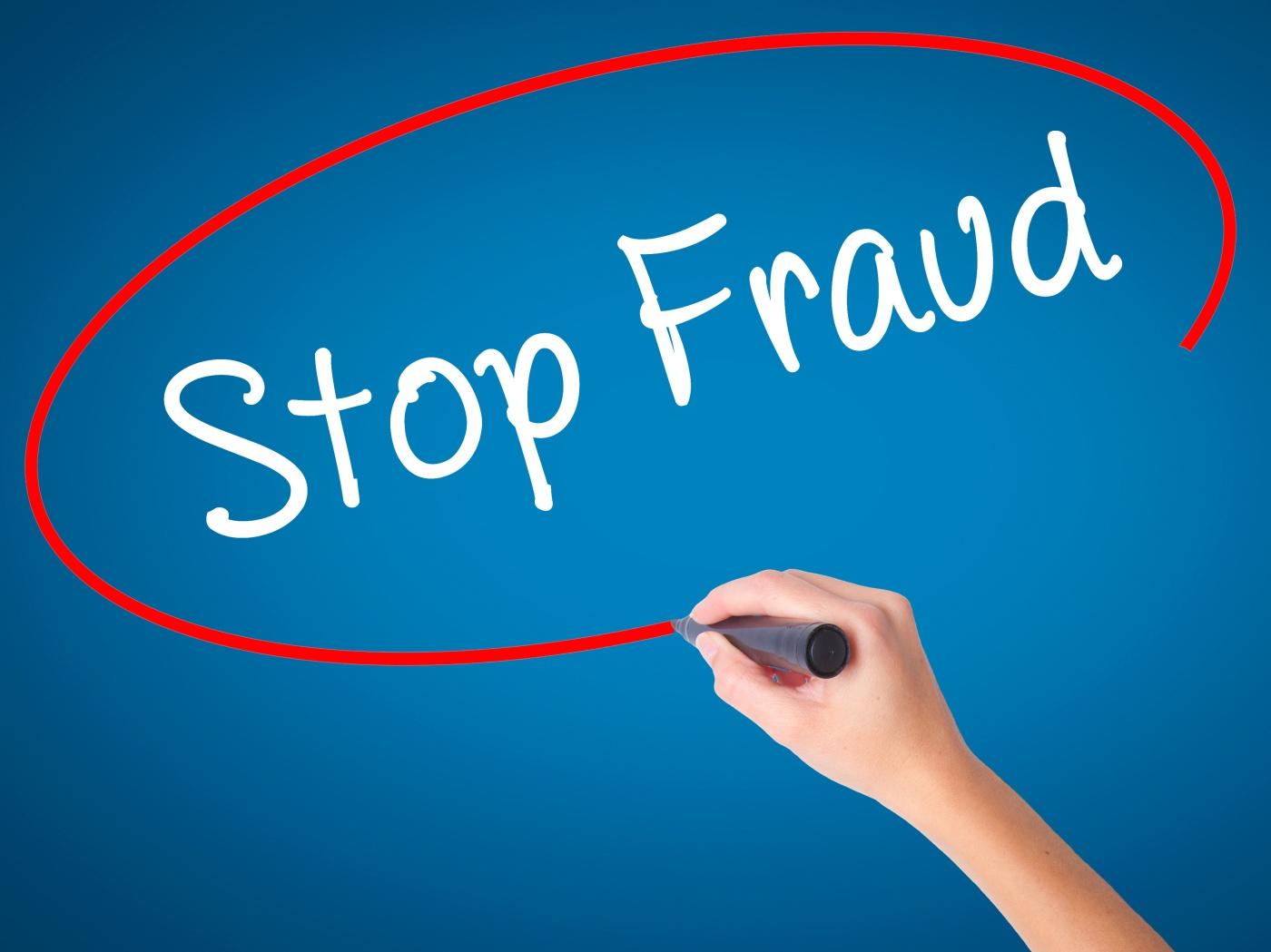fraud prevention identity theft checklist