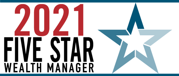 five star wealth manager award