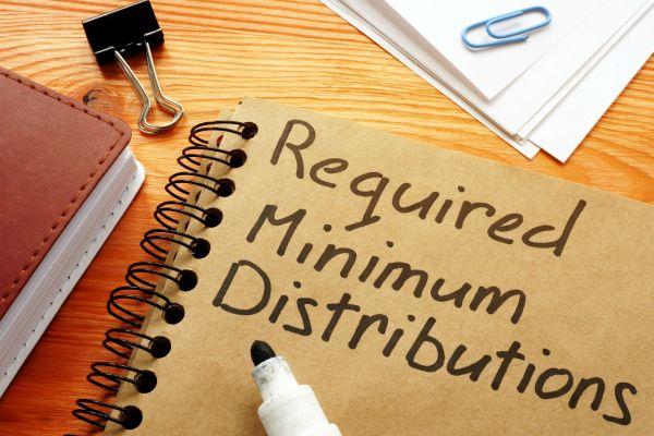 required minimum distributions CARE Act